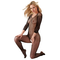 Net Catsuit Sort