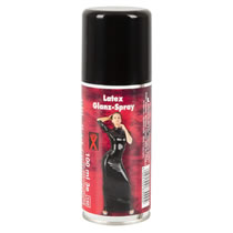 Latex Glanz und Pflege Spray