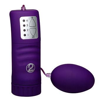 Velvet Purple Pill Vibro-Ei