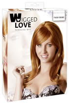 Wig Copper Long