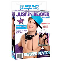 Just-In-Beaver Male Lovedoll