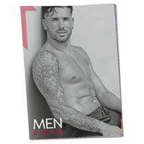 Pin-up Calendar Men 2019