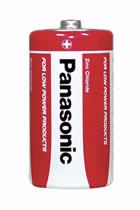 Panasonic C (R14) Alkaline Battery