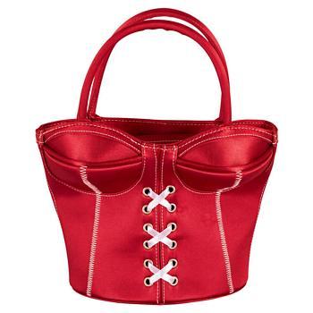 Korsett-Handtasche